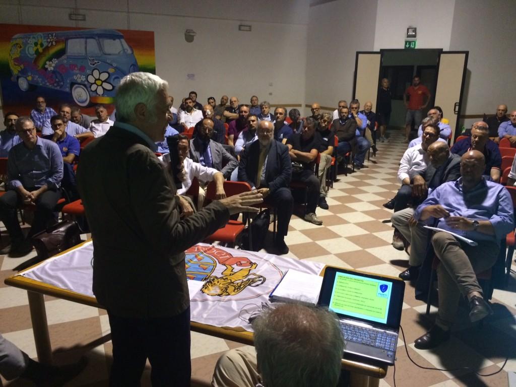 RIUNIONE PLENARIA DEI CLUB VENETI, IL CRV FOTOGRAFA L'ATTIVITA' VERSO IL FINE MANDATO