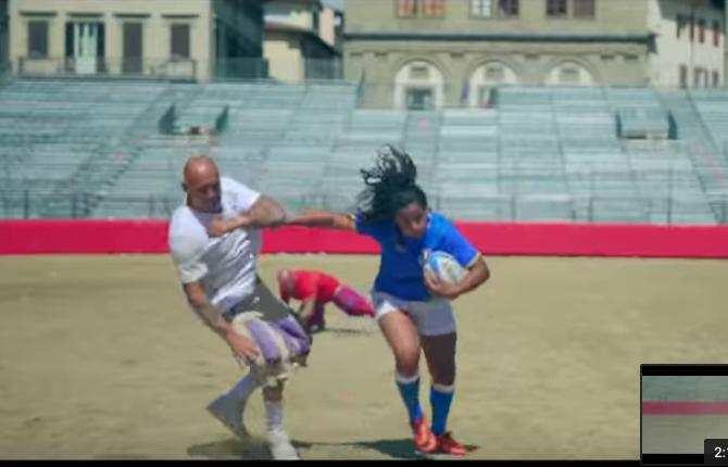 Kronplatz Rugby a 360 Gradi